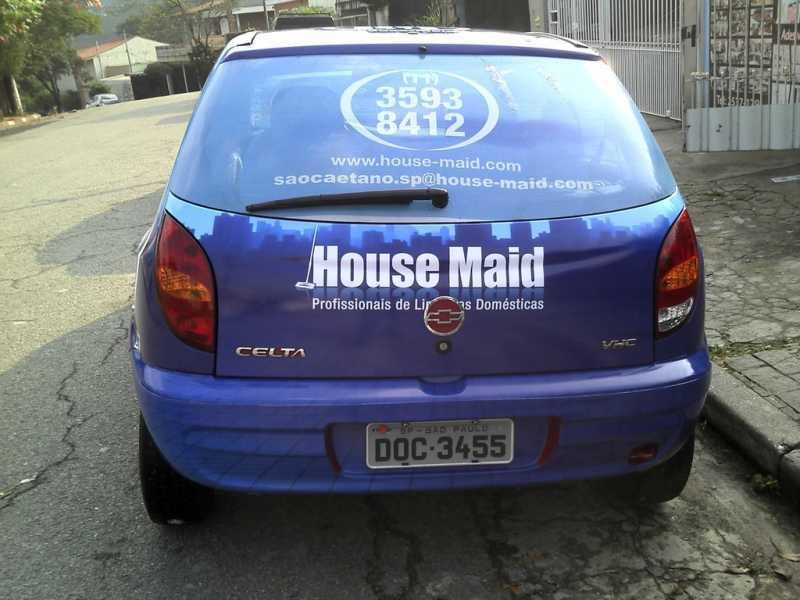 Adesivação de Carros de Propaganda Valores M'Boi Mirim - Adesivação de Carros para Empresa