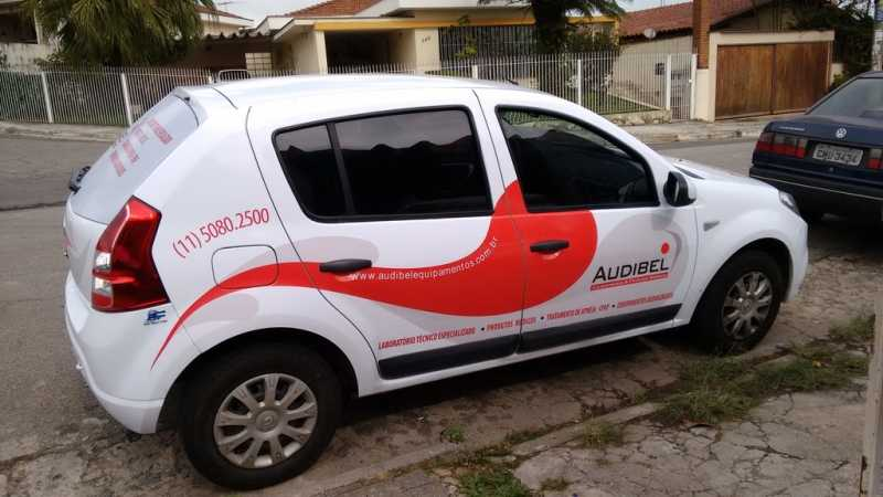 Adesivação de Carros Personalizada Valores Vila Endres - Adesivação de Carros para Empresa