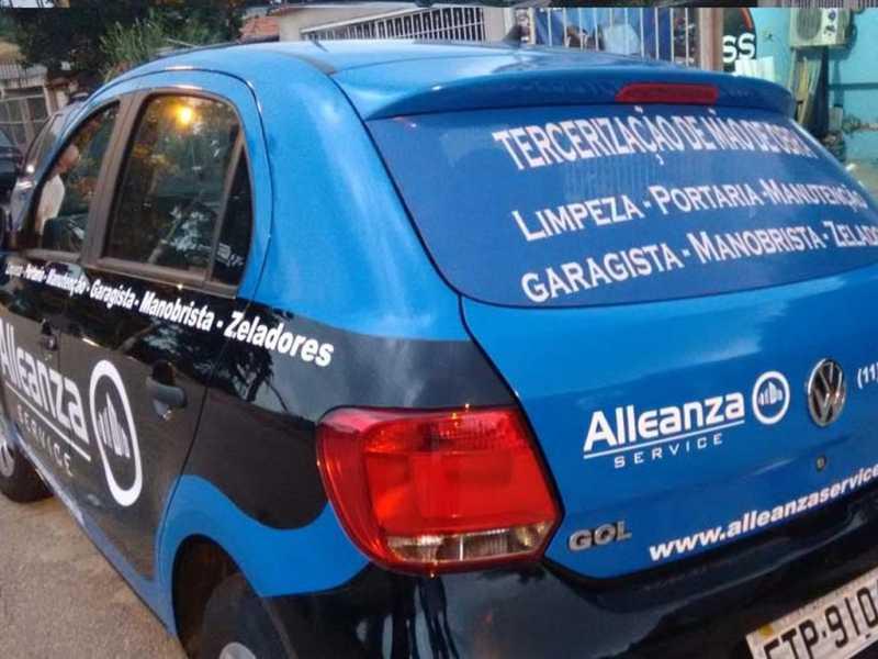 Adesivação de Veículos Personalizada Preços Parque São Rafael - Adesivação de Veículos para Propaganda