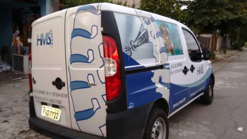 Adesivação para Carros para Propaganda Raposo Tavares - Adesivação de Carros de Propaganda