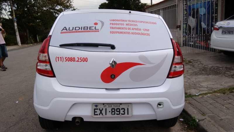 Adesivações de Carros Personalizada Sumaré - Adesivação para Carros para Propaganda