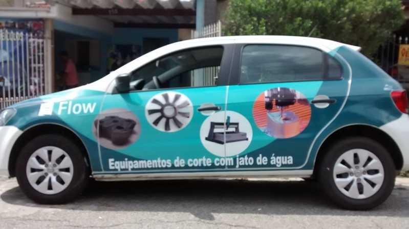 Adesivações de Veículos Personalizada Parada de Taipas - Adesivação de Veículos para Divulgação