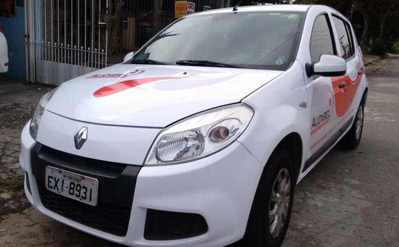 Adesivar Veículos Propaganda Jardim Japão - Adesivação para Veículos