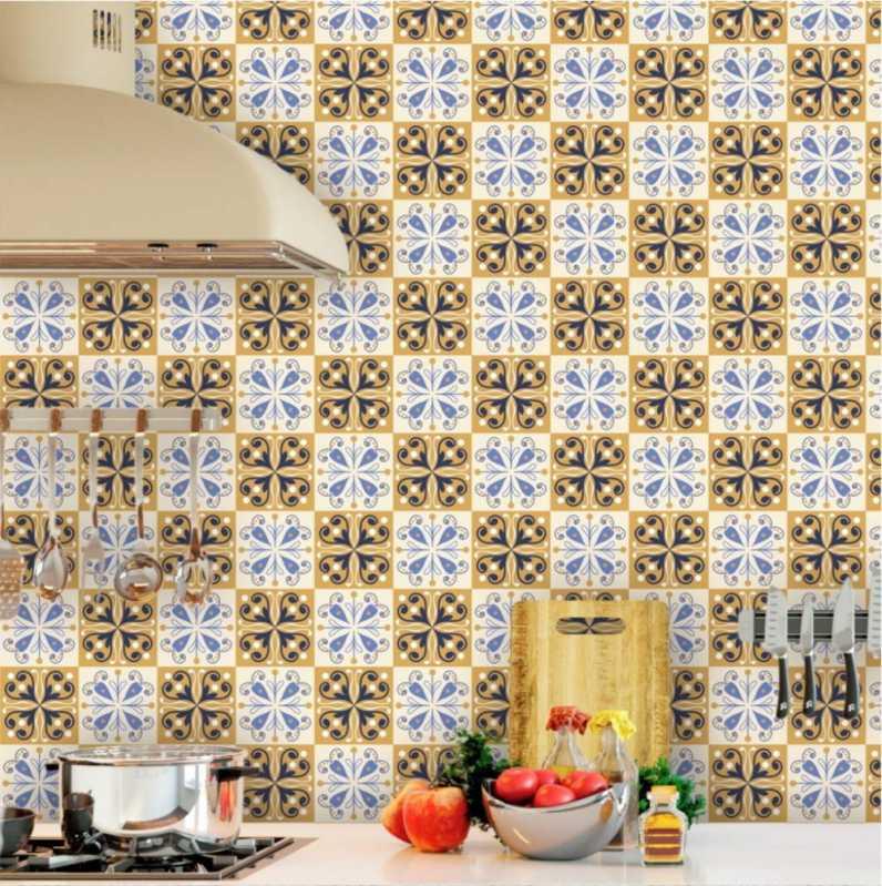 Adesivo Decorativo de Parede Cozinha para Comprar Pacaembu - Adesivo Decorativo para Cozinha
