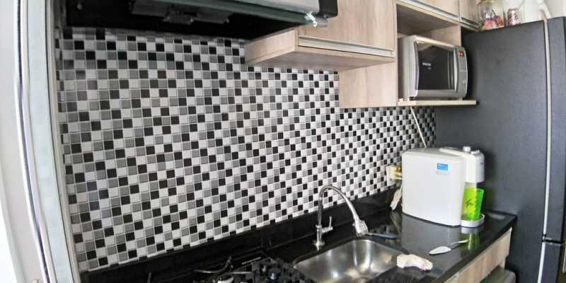Adesivo Decorativo para Cozinha Franco da Rocha - Adesivo Decorativo de Cozinha