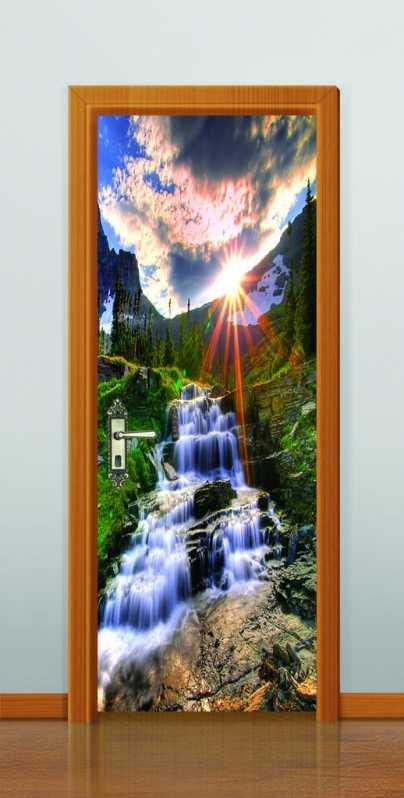 Adesivo Decorativo para Porta para Comprar Vila Curuçá - Adesivo Decorativo de Parede Cozinha