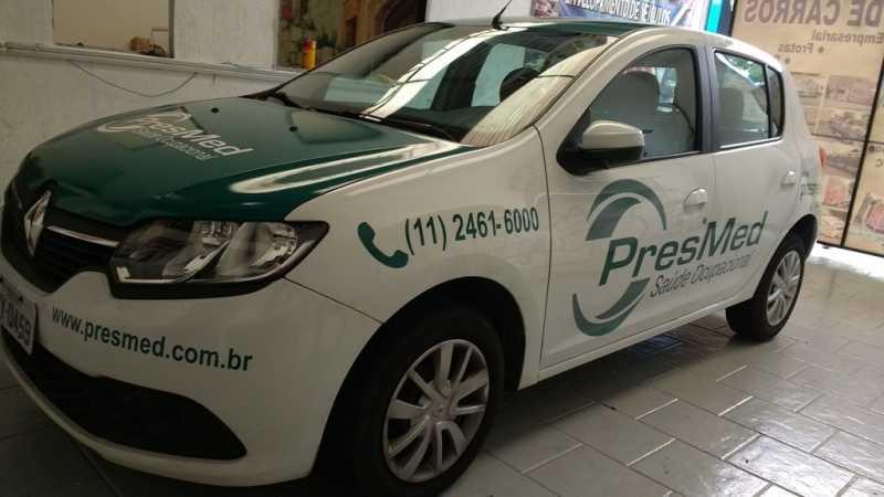Adesivo Personalizado Automotivo Jardim Iguatemi - Adesivos Personalizados para Carros
