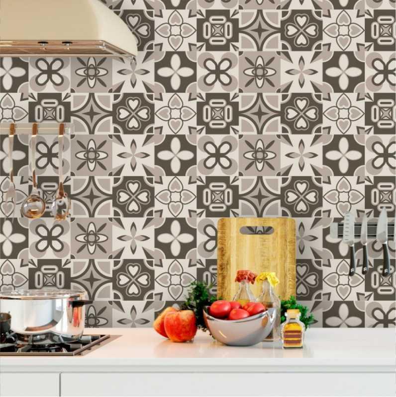 Comprar Adesivo Decorativo de Parede Cozinha Interlagos - Adesivo Decorativo Escritório