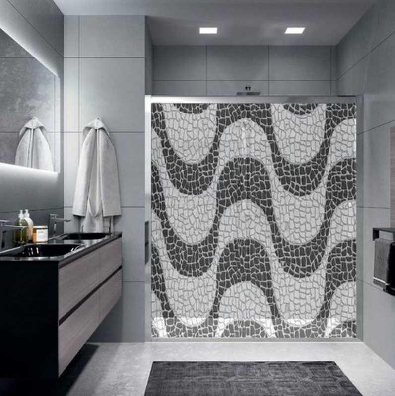 Comprar Adesivo Decorativo para Banheiro Cidade Jardim - Adesivo Decorativo para Cozinha