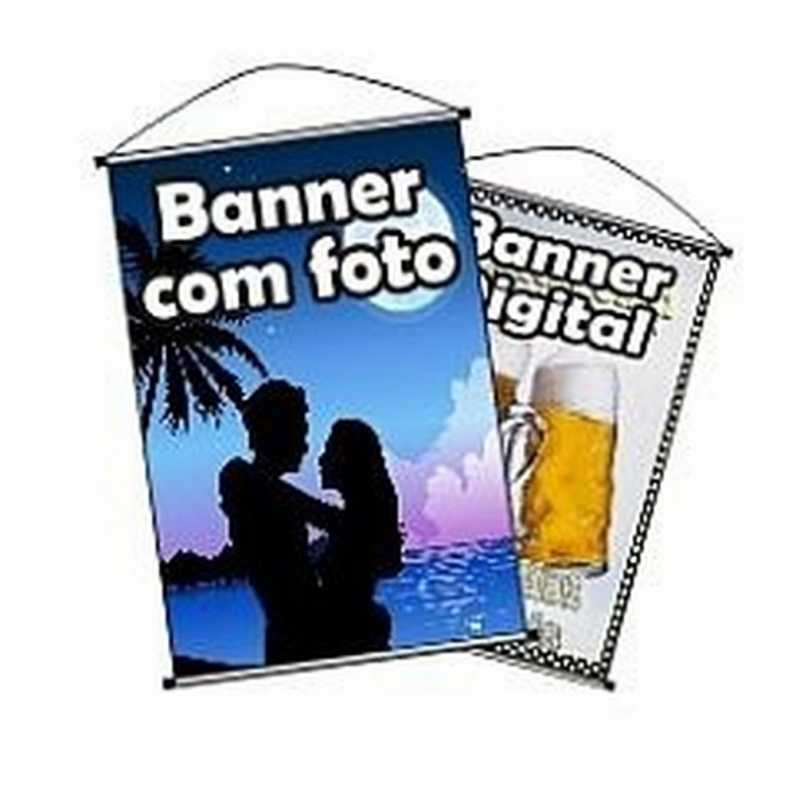 Cotação de Banners Vila Marisa Mazzei - Banner Azul