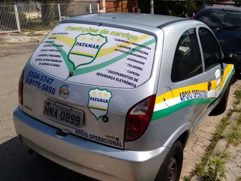 Custo de Adesivação de Veículos para Propaganda São Miguel Paulista - Adesivação para Veículos de Propaganda