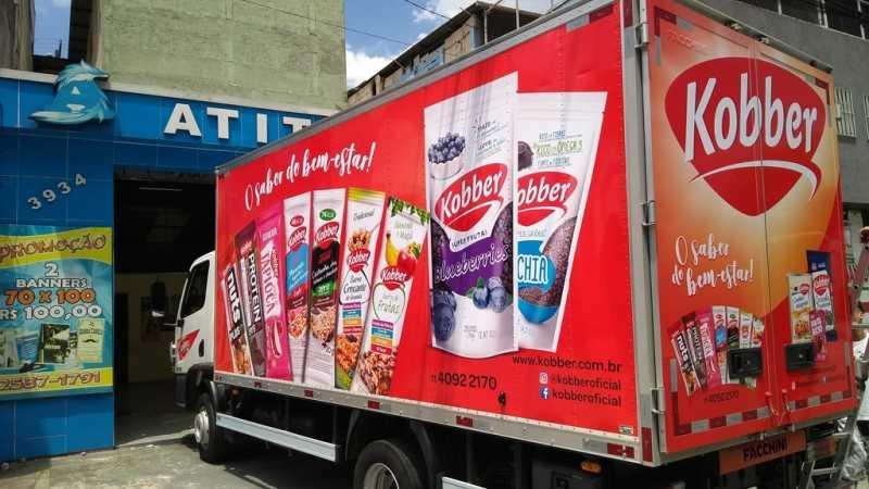 Empresa Que Faz Envelopamento Veículo Comercial Saúde - Envelopamento para Veículos
