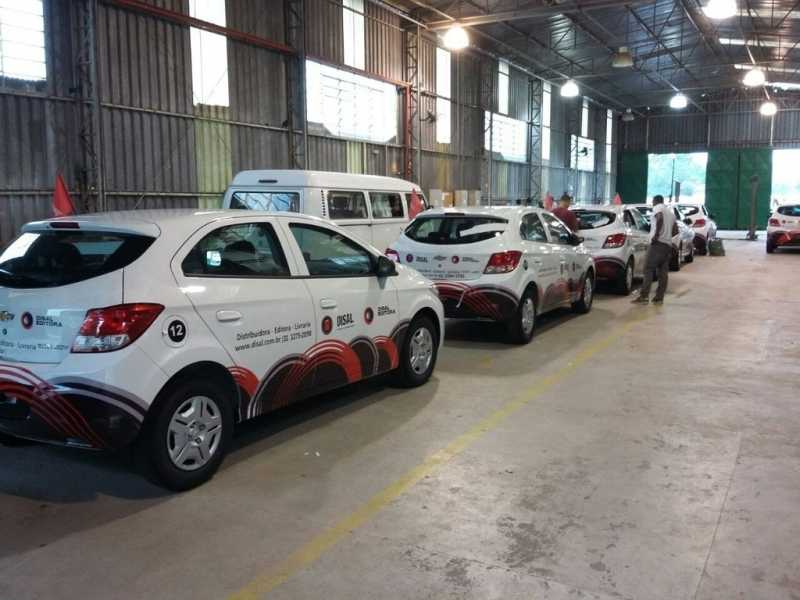 Envelopamento Automotivo Fosco Preço Água Branca - Envelopamento para Automotivo