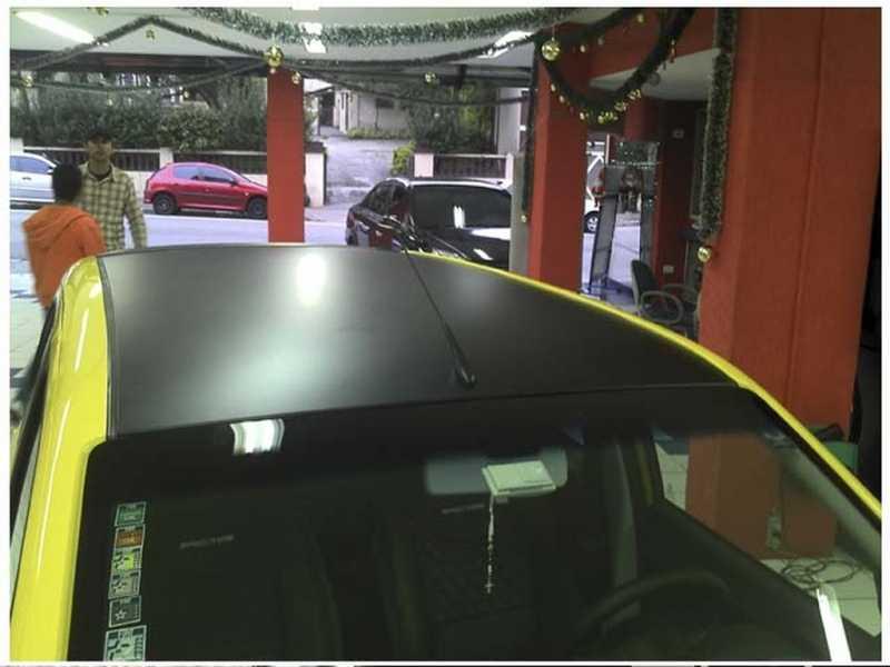 Envelopamento Carros Cores Valor Serra da Cantareira - Envelopamento para Automotivo