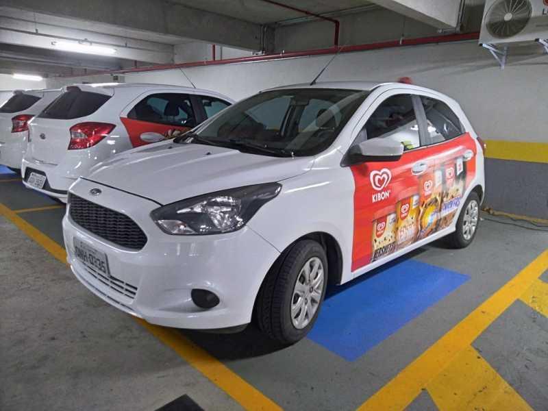 Envelopamento de Veículos Barato Pacaembu - Envelopamento Teto Veículo