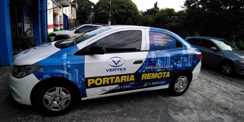 Envelopamento de Veículos Transparente Barato Parque Vila Prudente - Envelopamento para Veículos