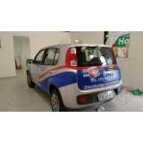 adesivação de carros para propaganda valores Cidade Dutra