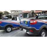 adesivação de carros para propaganda Pacaembu