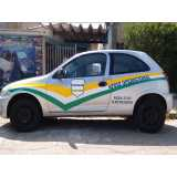 adesivação de veículos para propaganda Chácara Santo Antônio
