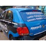 adesivação de veículos personalizada preços Água Branca
