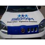 adesivação de veículos personalizada Freguesia do Ó