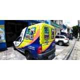adesivação para veículos para propaganda Chácara do Piqueri