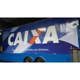 adesivações para veículos de empresa Granja Julieta