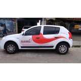 adesivo carro colorido valor Franco da Rocha