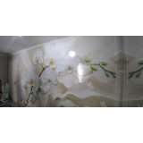 adesivo decorativo para parede Jardim Novo Mundo