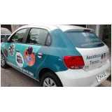 adesivo gospel automotivo preço São Domingos