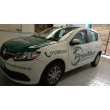 adesivo personalizado automotivo Parada de Taipas