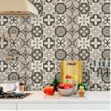 adesivo decorativo de parede cozinha