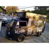 adesivos personalizados caminhão Parque do Chaves