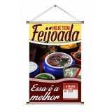 banner de festa Indianópolis