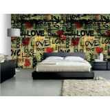 comprar adesivo decorativo quarto casal Limão