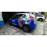 envelopamento de veículos transparente Vila Andrade