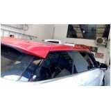 envelopamento teto veículo Interlagos