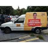 envelopamento veículo comercial barato Freguesia do Ó