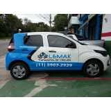 envelopamentos veículo comercial Ermelino Matarazzo