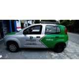 envelopamentos veículo de empresa Sacomã