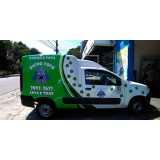 envelopamentos veículo para empresa Limão