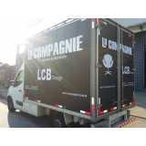 loja de adesivos personalizados caminhão Jardim Bonfiglioli