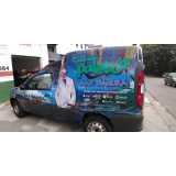 onde fazer adesivo para carro personalizado Parque São Rafael