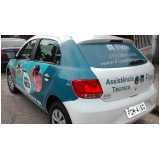 orçamento de adesivação de carros para divulgação Parque do Chaves