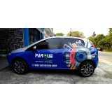 serviço de envelopamento de veículos transparente Vila Esperança