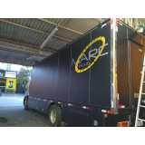 serviço de envelopamento veículo de empresa Parque do Chaves