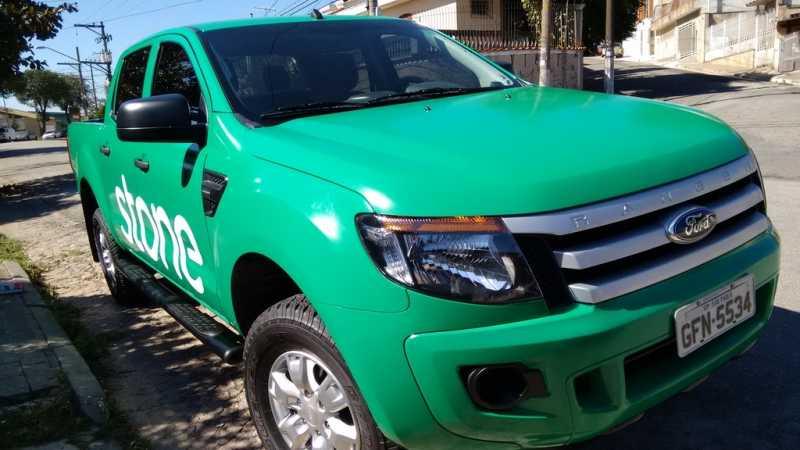 Valor de Adesivação de Veículos para Empresa Parque do Chaves - Adesivação para Veículos